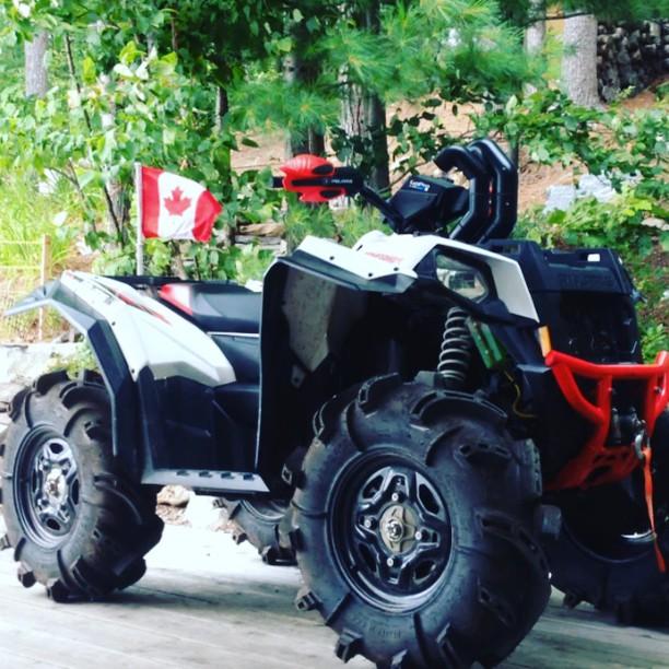 Proud to be Canadian #swampdonkeys