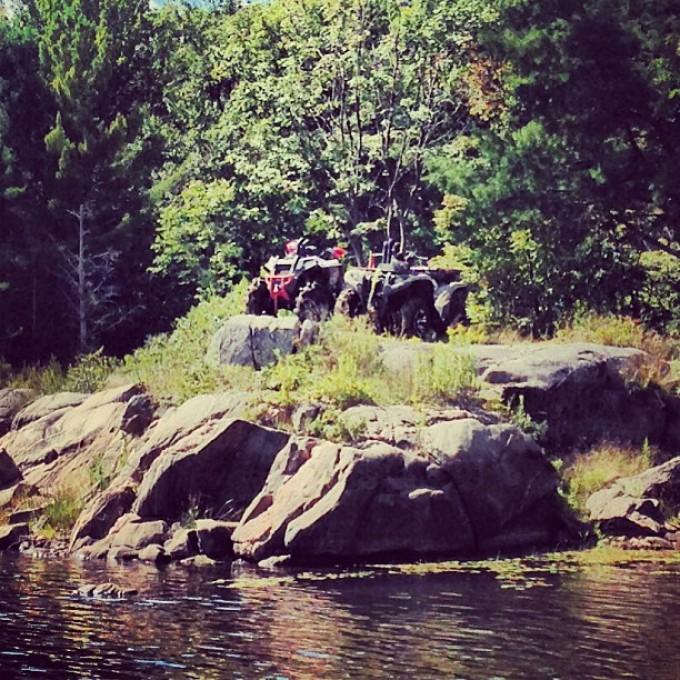 #swampdonkeys lunch break