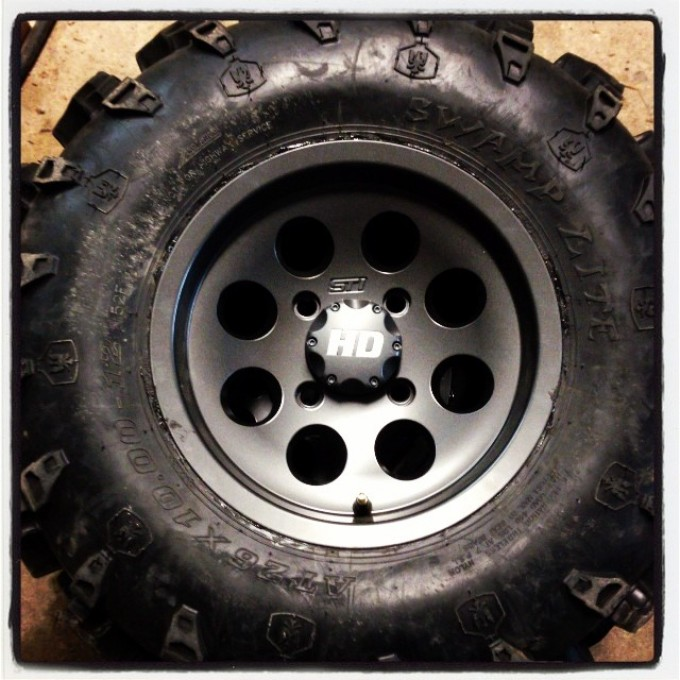 #swampdonkeys new HD1 rims