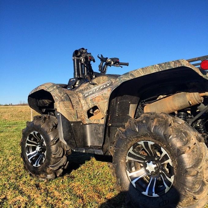 Getting Grizz ready for next weekend @tomdrich @rangerbob316 @chriscross4653 #swampdonkeys