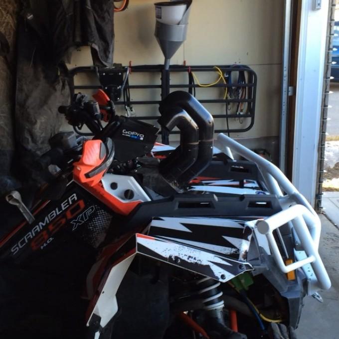 Getting ready for #swampdonkeys off road weekend