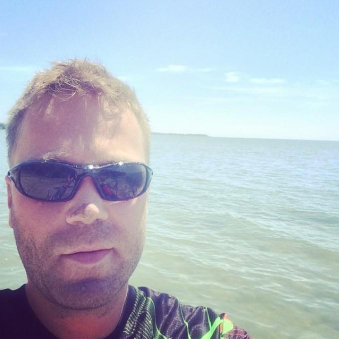 Lake Erie #swampdonkeys