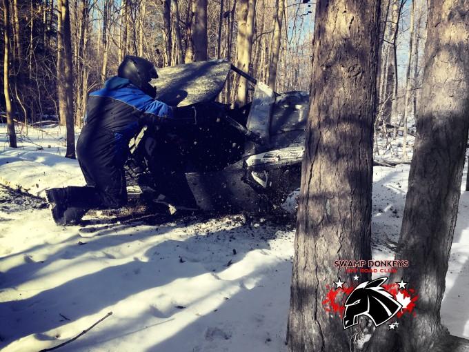 GLATV Snow Ride
