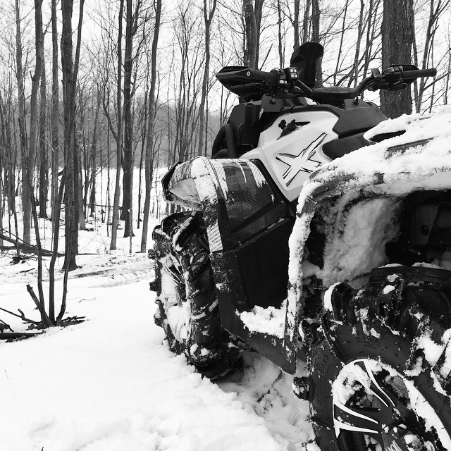 #snow #rip 2015 #canam #outlander #xmr #800r #amrracing #tigertail #angeleyes #rigidindustries #gorillaaxle #SwampDonkeys Off Road Club: @webez9 @tomdrich @chriscross4653 @timmerlegrand @smithjaret