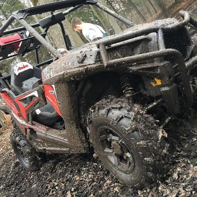 #RZR #900 #stuck #SwampDonkeys style