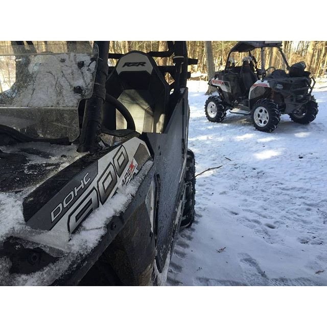 Which one would you choose? #rzr or #ace ? #GLATV #SWAMPDONKEYS