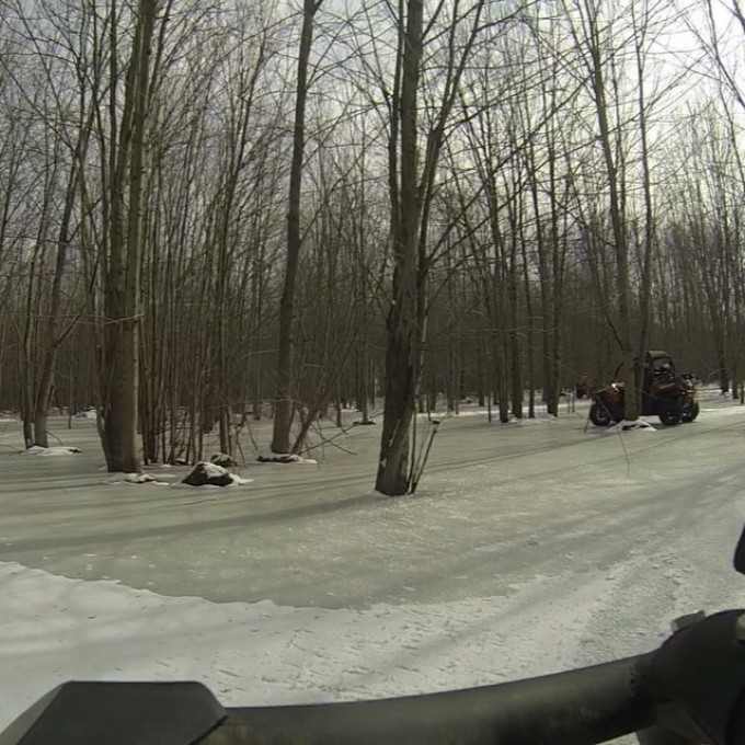 The swamp for frozen pretty good. #swampdonkeys