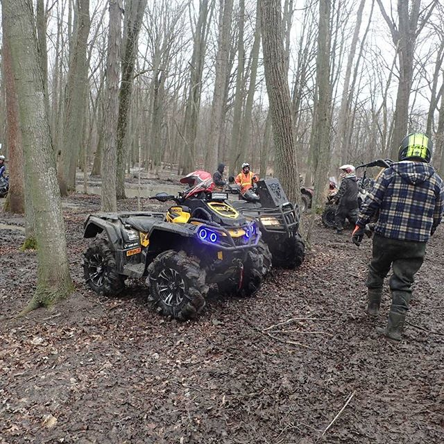 @TricLEDUSA looking good on the #XMR #Swampdonkeys #GLATV