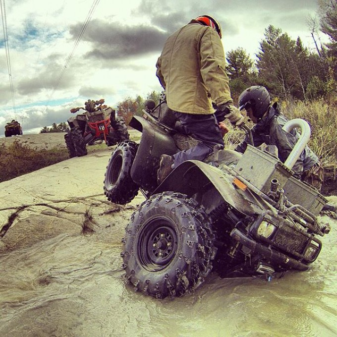 One of my favourite shots of #torquemonster. #swampdonkeys