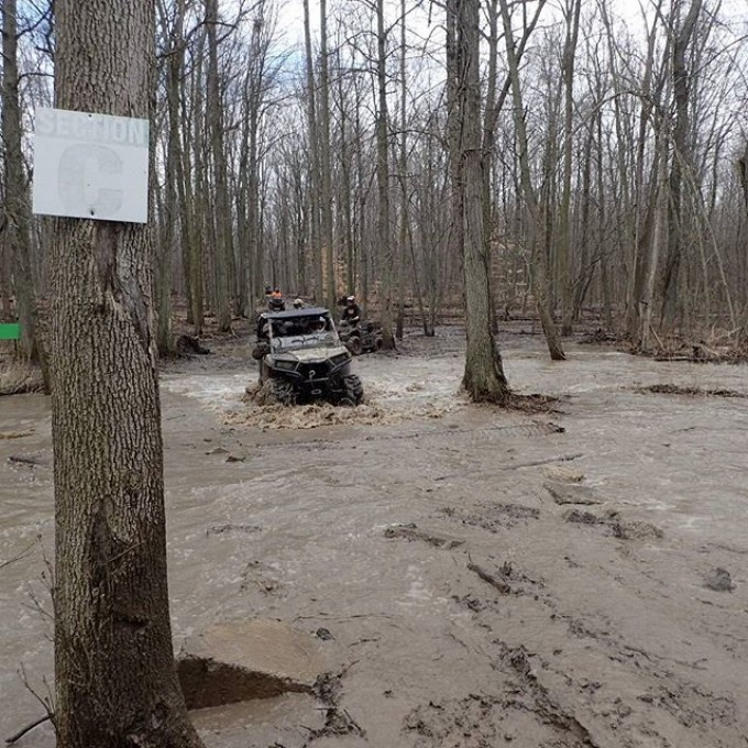 #Polaris #RZR #Trail #Swampdonkeys #GLATV