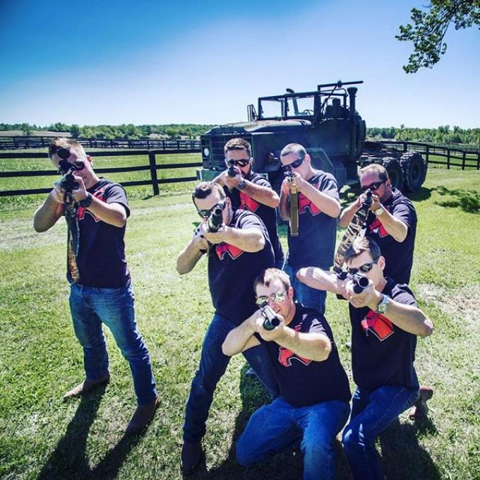 #swampdonkeys crew