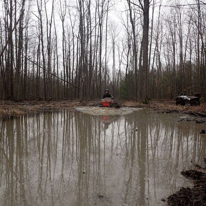 #Polaris #Sportsman #Highlifter #1000 #Swampdonkeys #GLATV @sawmiller07