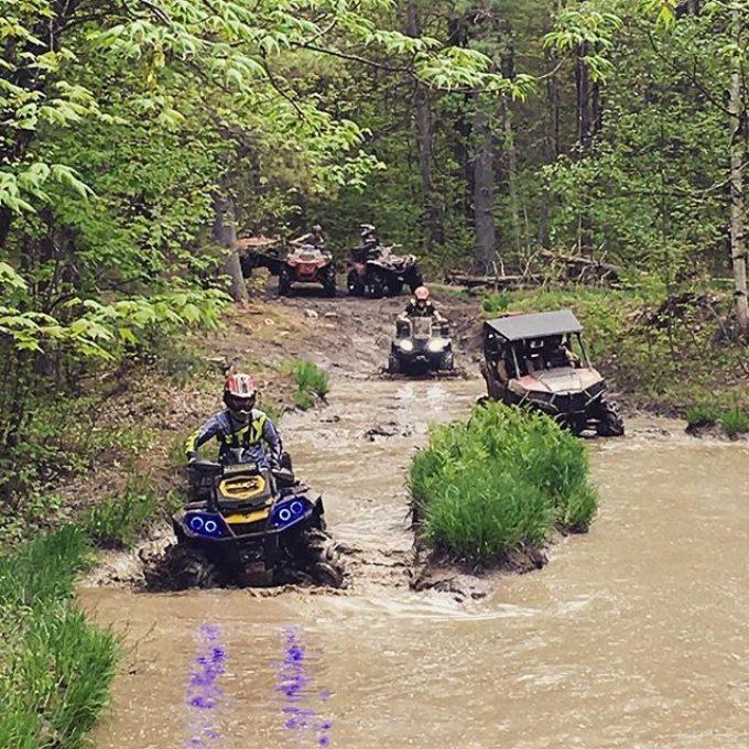 #xmr #canam leading the pack #SwampDonkeys