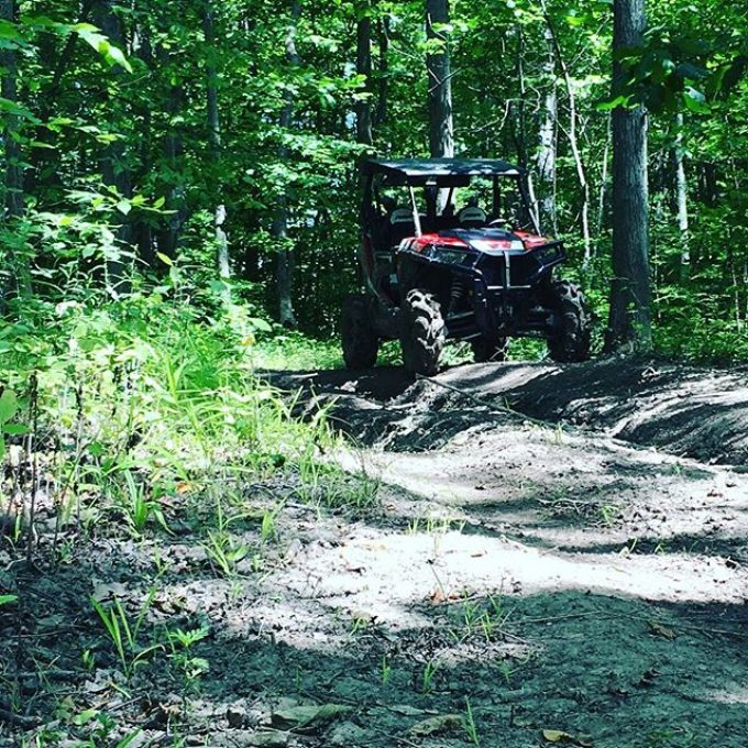 #haldimandcounty #swampdonkeys #rzr900trail