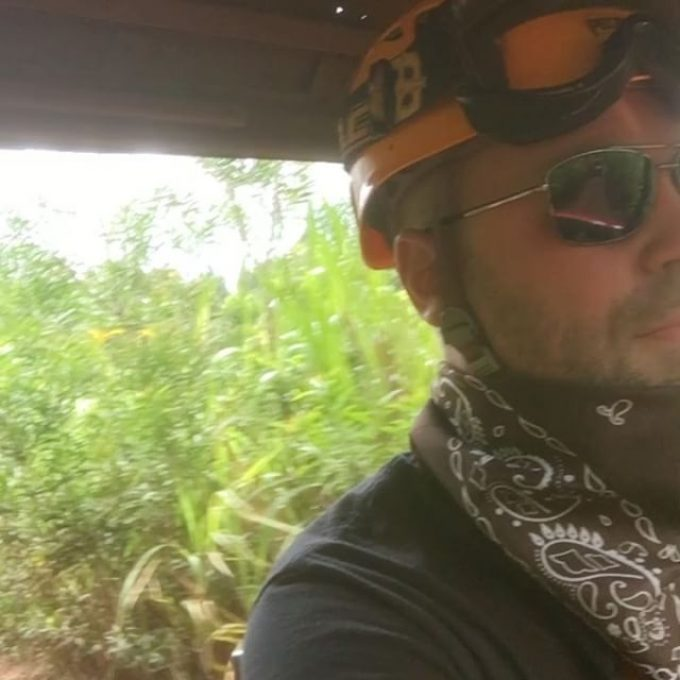 Who'd a thought I'd be back on #polaris having this much fun! Drive it like it's stolen #swampdonkeys