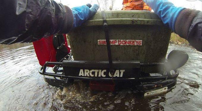 #POV #GoPro #ArcticCat #Muskoka #swampdonkeys