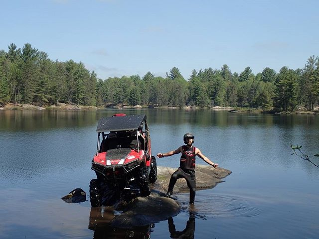 #Polaris #rzr #trail #swampdonkeys