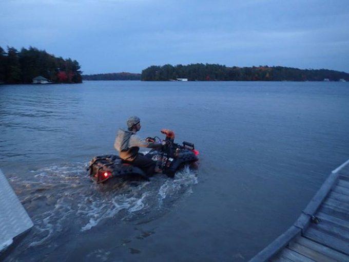 Tug Boat #SwampDonkeys