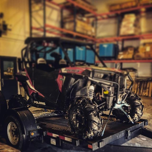 Loaded up and ready for tomorrow's ride at with @adam.stanley.549 @chriscross4653 @sawmiller07