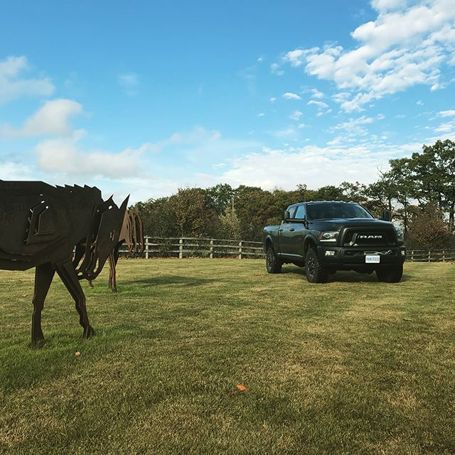 #swampdonkeys #photoshoot with the #dodge #ram #powerwagon
