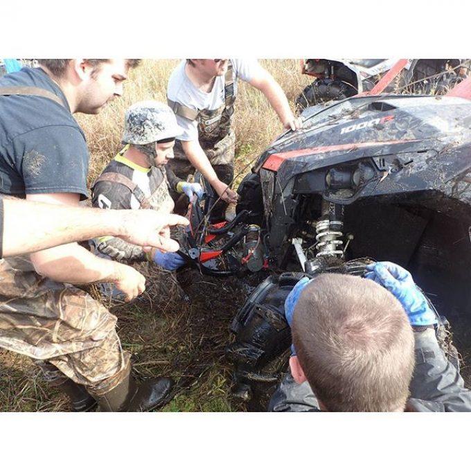 #trailsidefix #bumper removal #MaverickXMR #1000 #canam #XMR #GorillaAxle #SwampDonkeys