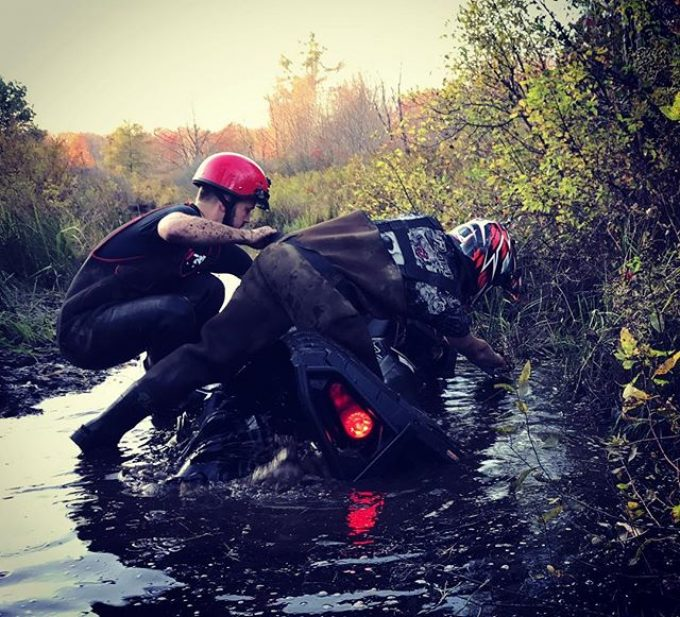 #swampdonkeys #highlifter #Muskoka #polaris